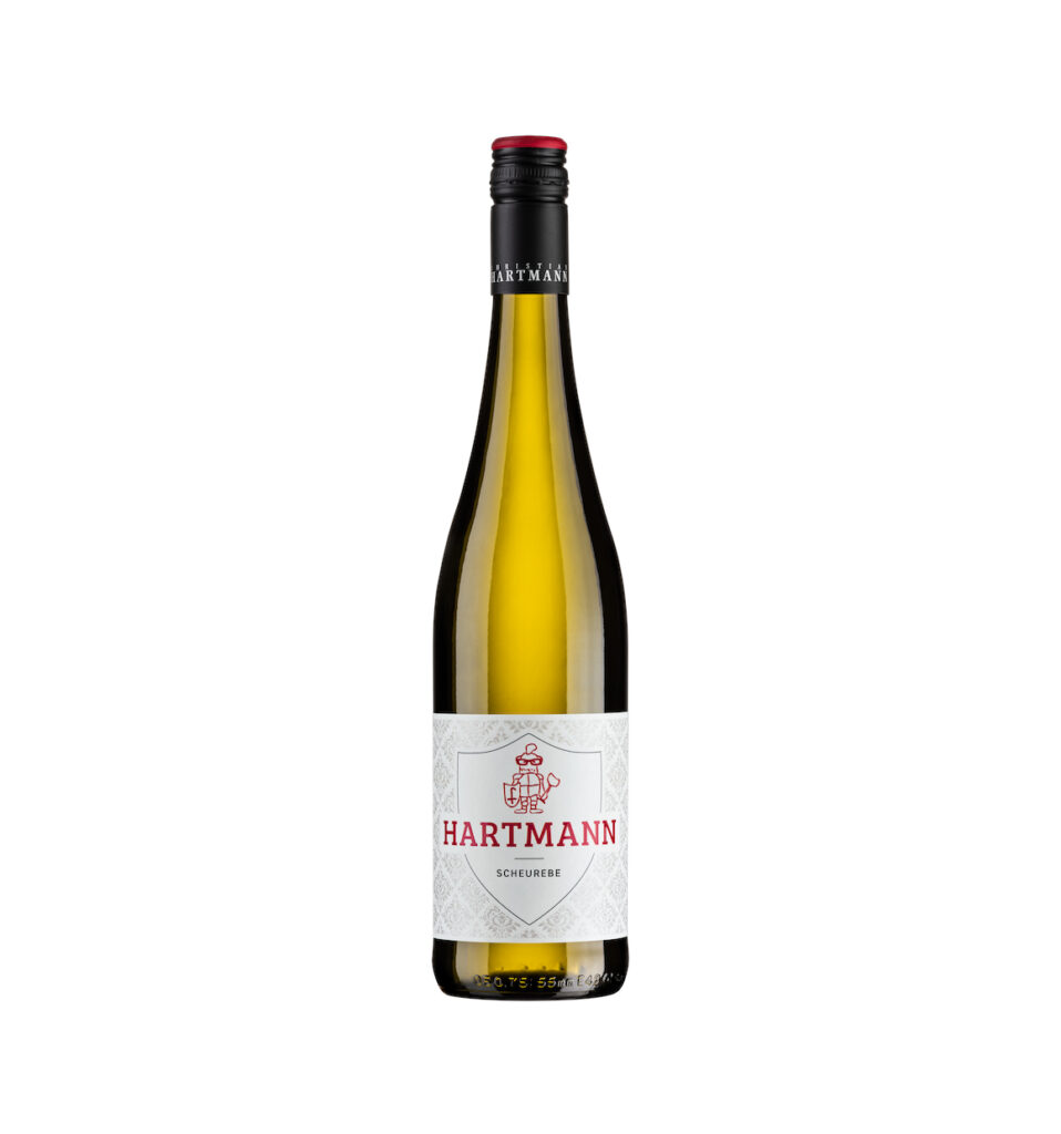 Hartmann Scheurebe